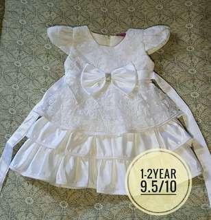 Dress (size 1-2y)