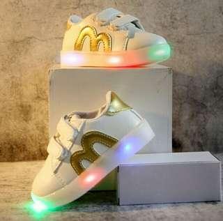 Evis Sneaker LED Shoes (2y-7y)
