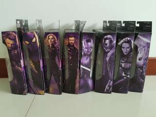 ♻️ Marvel Legends Box and Insert Infinity War and Guardians of the Galaxy Vol.2