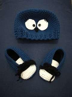 Hand made baby crochet