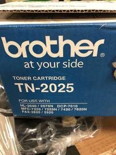 Brother toner TN-2025