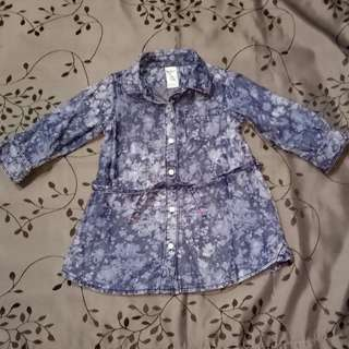 Original oshkosh denim dress