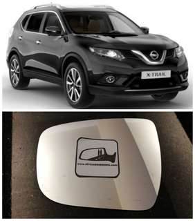 Nissan X trail side mirror all models and series