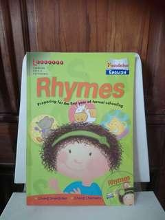 Rhymes Book & CD