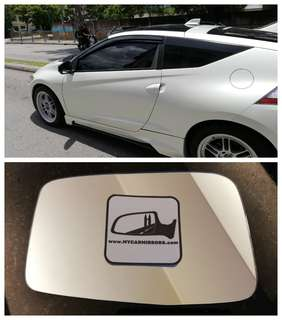 Honda CRZ CR-Z side mirror all models and series
