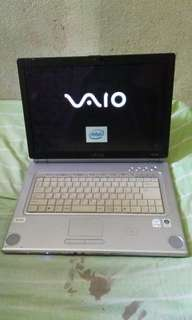 Sony vaio vgn-ft53db