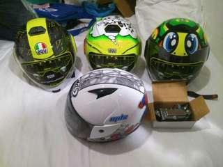 Helmet Agv Tartaruga Fluid Size M