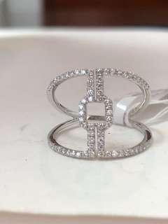 天然鑽石戒指共39份,只售3800