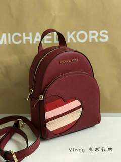 (clearance stock) New Authentic Michael Kors Backpack