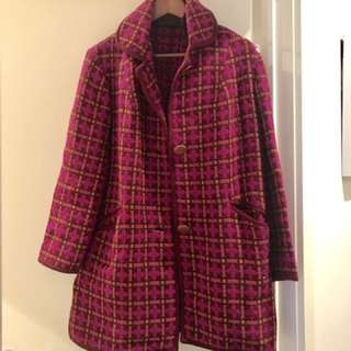 Vintage Wool Coat 🌸