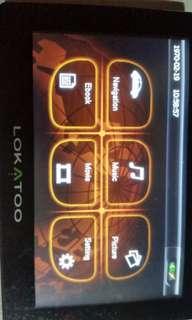 LOKATOO B1000(Portable GPS car)