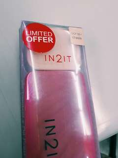 IN2IT 2 way foundation (chaste) with refill
