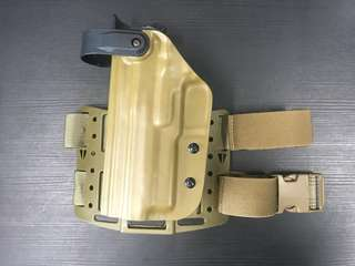 WRS LEVEL II DUTY HOLSTER for P226 by BLADETECH