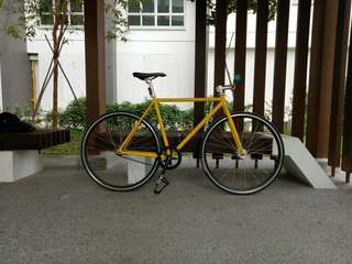 Airwalk fixie