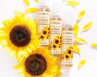 Sunflower Beauty Oil