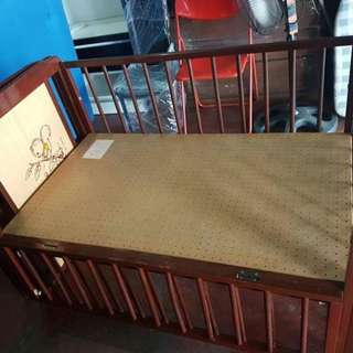 Convertible Crib and Playpen