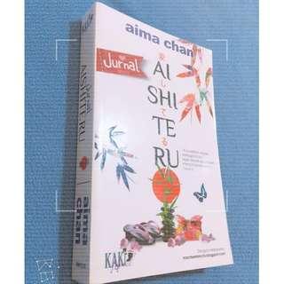 Novel Melayu : Aishiteru
