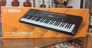Keyboard PSR E263 ( Kredit )