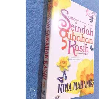 Novel Melayu : Seindah Gubahan Kasih