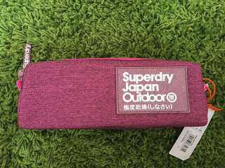 Superdry Cinda pencil case
