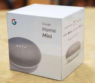Google Home Mini, Google Assistant