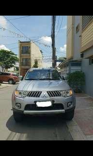 Montero Sport GLX 2013