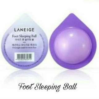 Laneige Foot Sleeping Ball