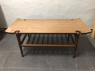 Rare Vintage Retro Teak Coffee Table