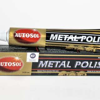 Autosol Metal Polisher