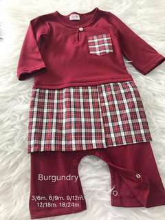 Romper Baju Melayu raya budak