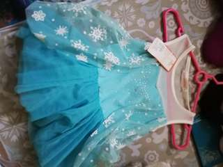 Baby Elsa costume for 1 year old