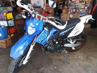Motosikal DEMAK DTM200