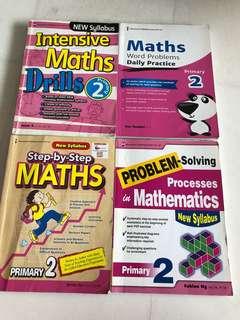 P2 Assessment Books