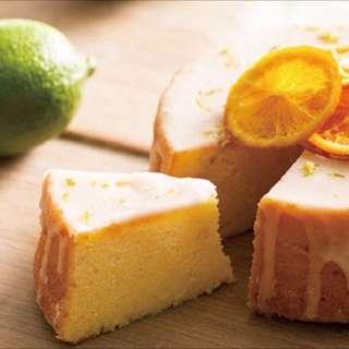 🚚 🔥代購6寸(常溫)橘村屋檸檬瑪格麗特蛋糕
