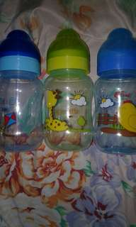 BPA FREE Wide Neck Feeding Bottle