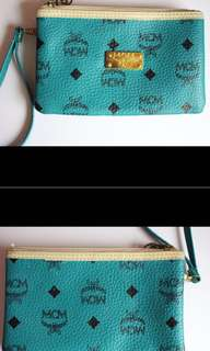 Repriced! MCM pouch