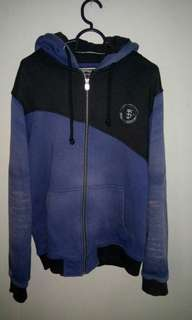 Jaket 3second original L