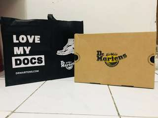 PRELOVED DR.MARTENS ORIGINAL