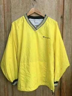 SOLD Mustard Yellow Champion Jacket