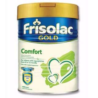 FRISOLAC COMFORT 0-12 month