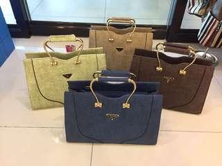 PRADA sling bags
