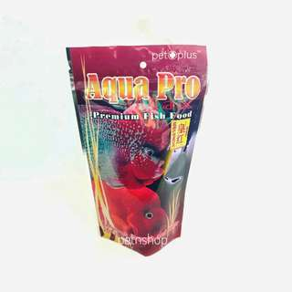 Aqua Pro Premium Fish Food - Growth and Color Enhancer