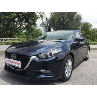 Mazda (2017) Very New Mazda 3 1.5A for sales $71800