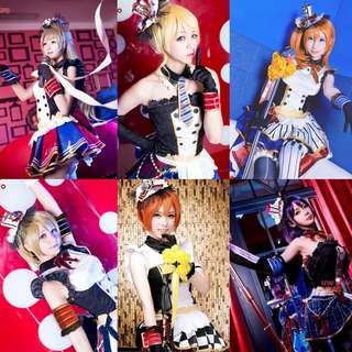 #50OFF COSPLAY LoveLive Awakened Maid ver.