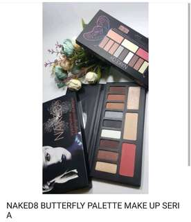 Eyeshadow naked 8
