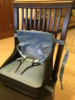 Child seat portable/inflatable