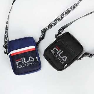 *LAST FEW* Fila Shoulder Bag in MINI (Blue & Black available)