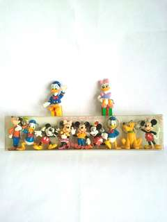Walt Disney Figurines/Keychains Collectibles