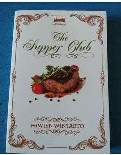Novel The Supper Club by Wiwien Wintarto