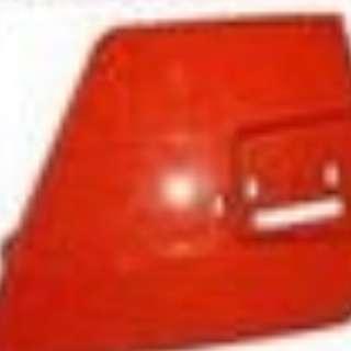 Red orange CoVer Poin Holder